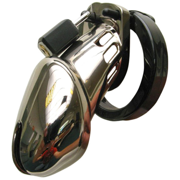 CB-6000 Dispositif de chasteté chromé (8,25 cm)