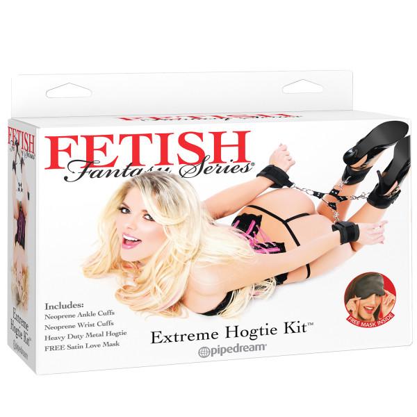 Kit Hogtie Extrême Fetish Fantasy