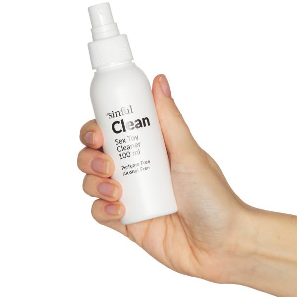 Sinful Clean Sexlegetøjs Rengøring 100 ml Hand 51