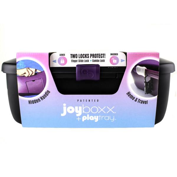 Joyboxx Hygiejnisk Opbevaringssystem  3