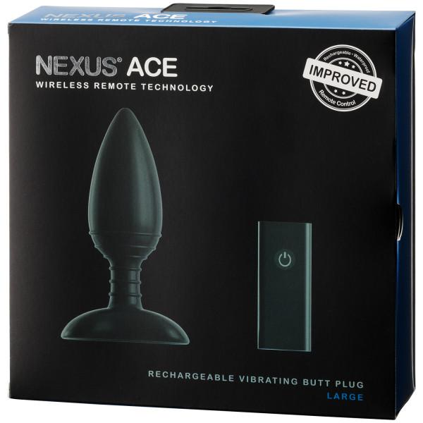 Nexus Ace Large Fjernbetjent Opladelig Anal Vibrator  100