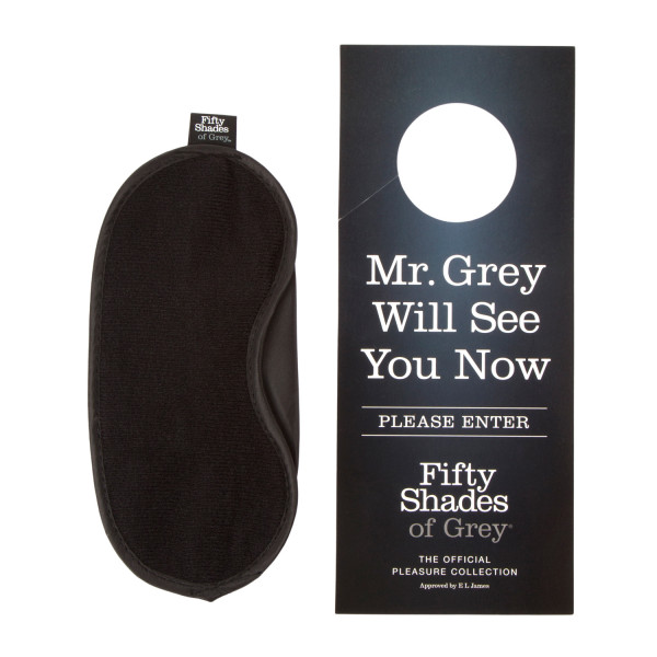 Fifty Shades of Grey Kryds Bondagesæt Til Sengen Product 4