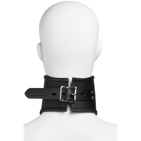 Strict Leather Locking Posture Collar Halsbånd Product 4