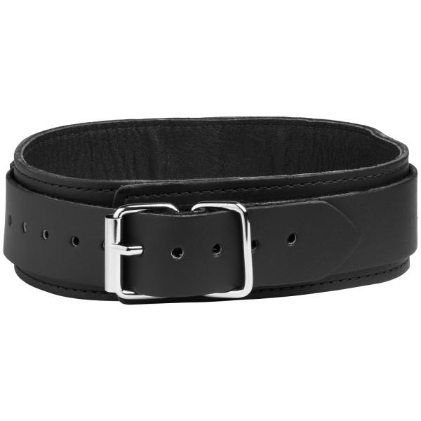 Spartacus Læder Halsbånd med D-ring Product 2