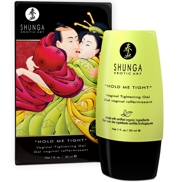 Shunga Hold Me Tight Vaginal Gel 30 ml  2