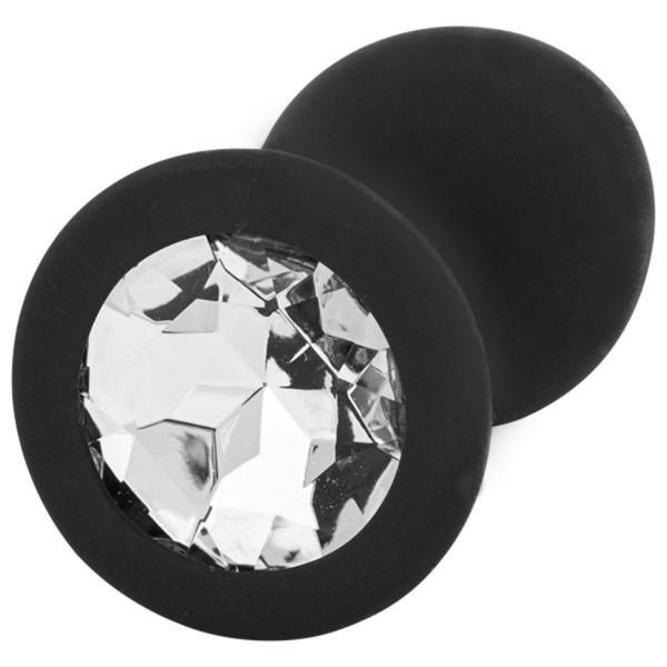 Sinful Jewel Silikone Butt Plug Small  3