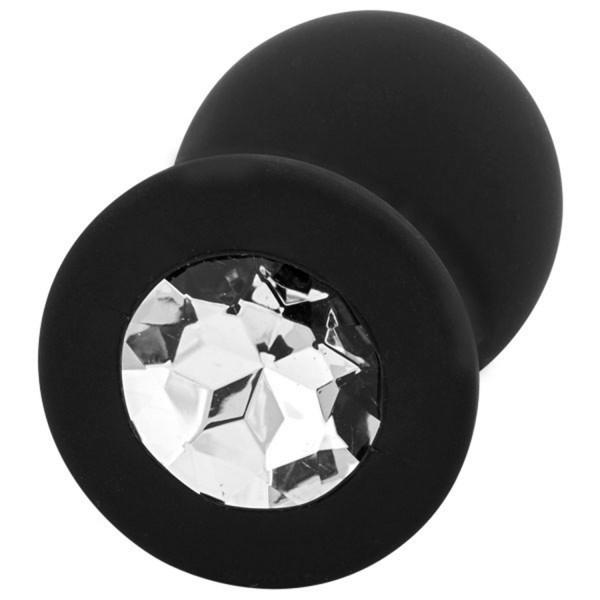 Sinful Jewel Silikone Butt Plug Medium  3