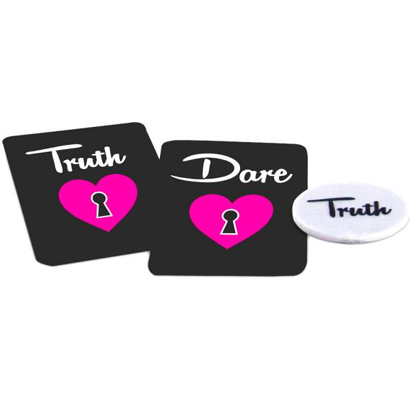 Truth or Dare Erotisk Spil til Par  2