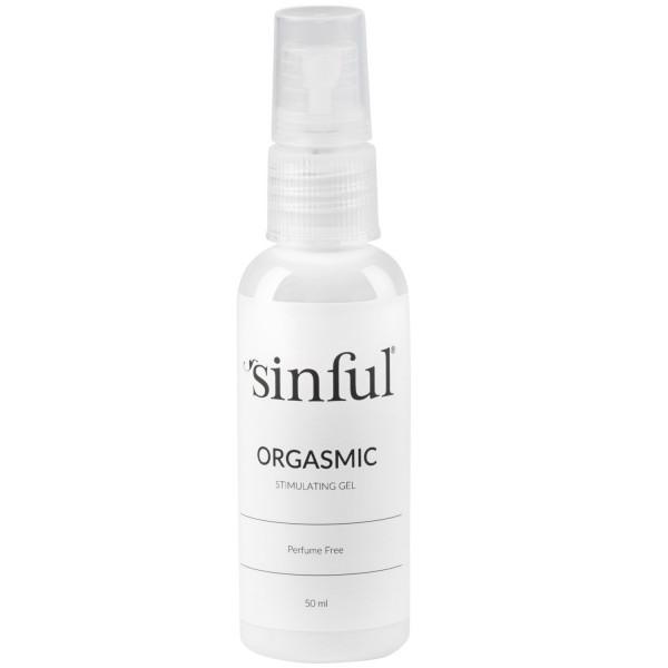 Sinful Orgasmic Stimulerende Gel 50 ml  1