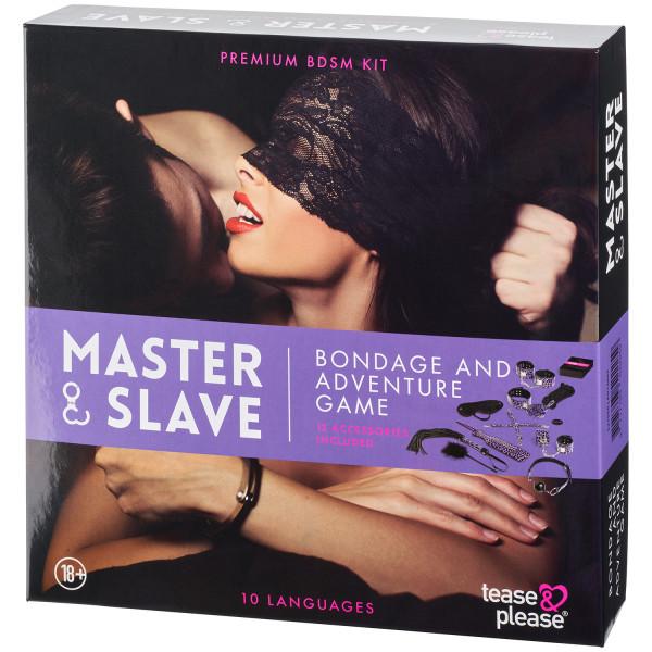 Jeux de Bondage Maître/Esclave pour Couples