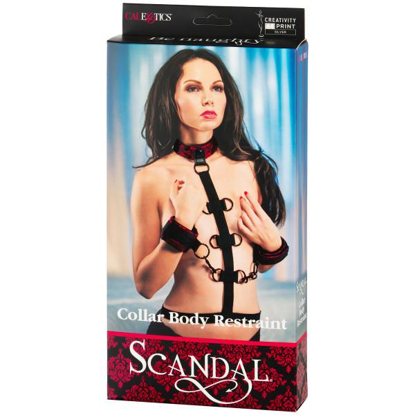 Scandal Attaches collier menottes de bondage