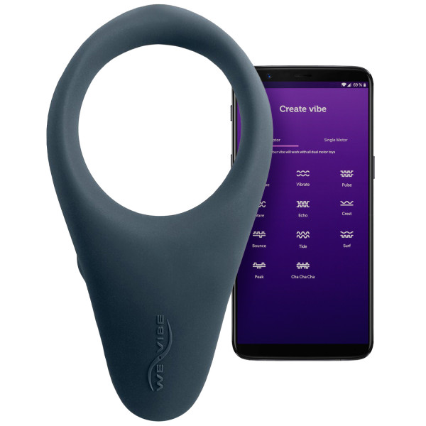 We-Vibe Verge App-styret Vibrator Ring Product app 1