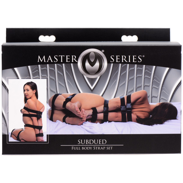 Master Series Subdued Full Body Bindesæt  10