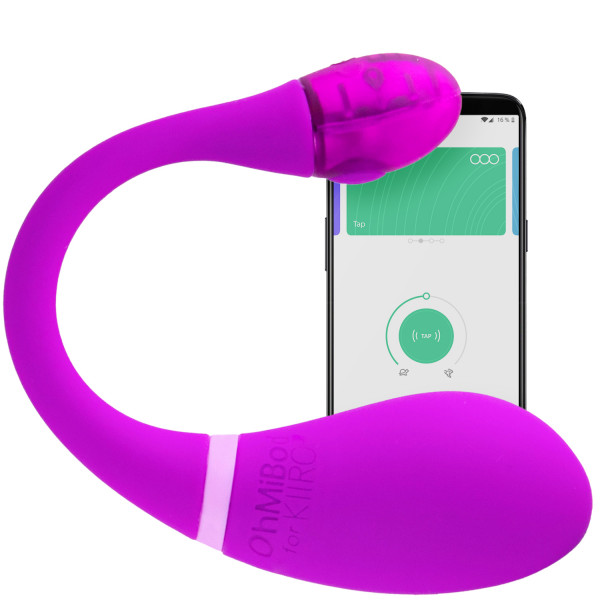 OhmiBod Esca2 App-Styret Vibrator Æg Product app 1