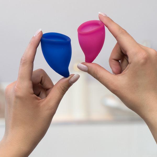Fun Factory Fun Cup Menstruationskop 2-pak A og B  2
