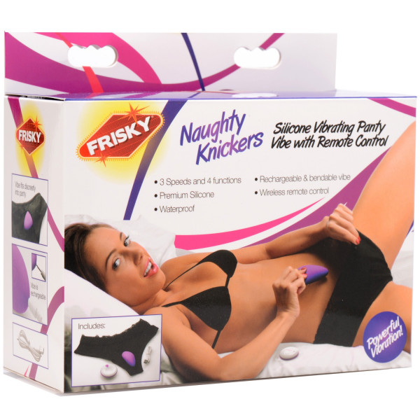 Frisky Naughty Knickers Vibrerende Trusse  7