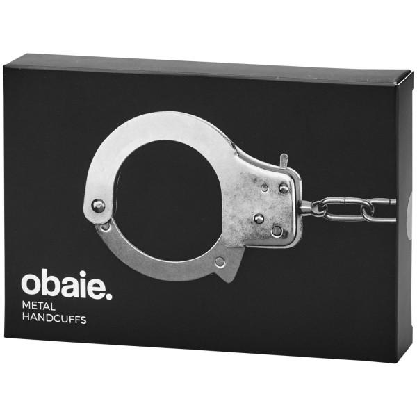 Obaie Metal Håndjern Emballage