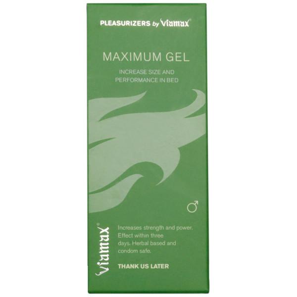 Viamax Maximum Penis Gel 50 ml  2