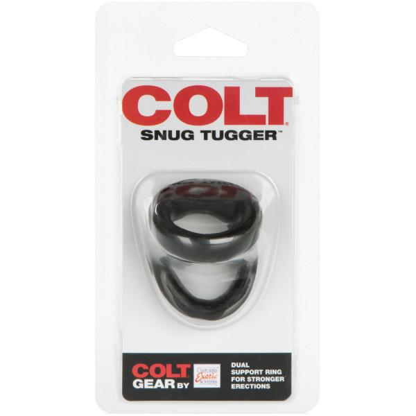 COLT Snug Tugger Dobbelt Penisring  2