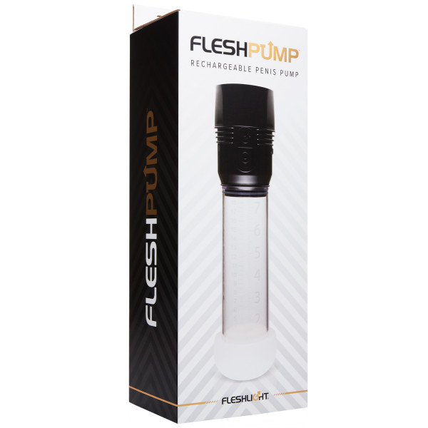 Fleshlight Fleshpump Opladelig Penispumpe  2