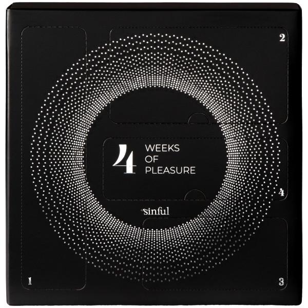 Sinful 4 Weeks of Pleasure Par Boks  100