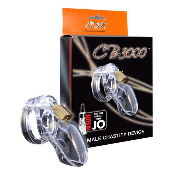 CB-3000 Dispositif de chasteté (7,6 cm)