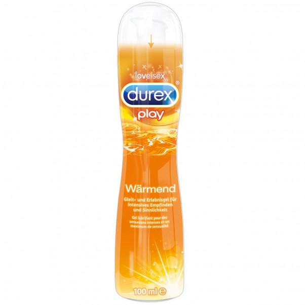 Durex Play Lubrifiant Chauffant 100 ml  1