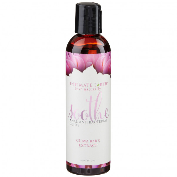 Intimate Earth Soothe Lubrifiant Anal 120ml  1