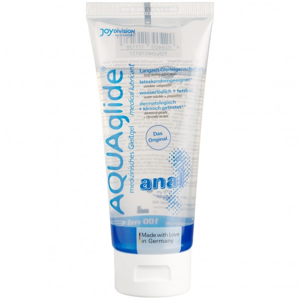 Aquaglide Lubrifiant Anal 100ml  1