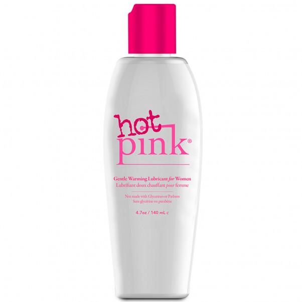 Hot Pink Lubrifiant Chauffant 80 ml  1