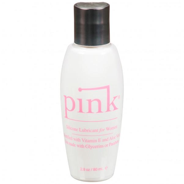 Pink Lubrifiant à Base de Silicone 80ml  1