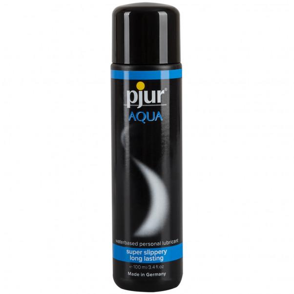 Pjur Aqua Lubrifiant à Base d'Eau 100 ml  1