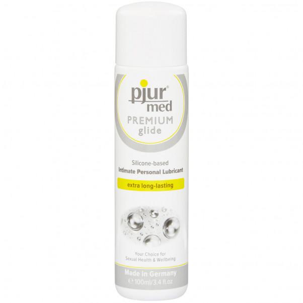 Pjur MED PREMIUM Lubrifiant à Base de Silicone 100 ml  1