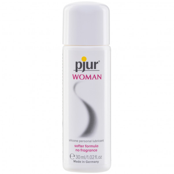 Pjur Woman Lubricant à Base de Silicone 30ml  1