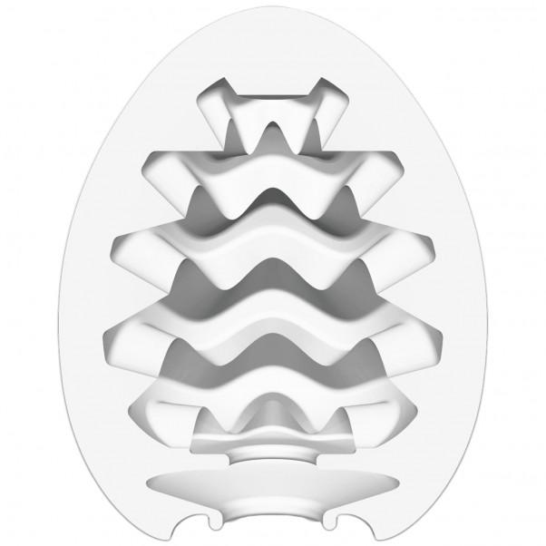 TENGA Egg Wavy Onani Håndjob til Mænd  4