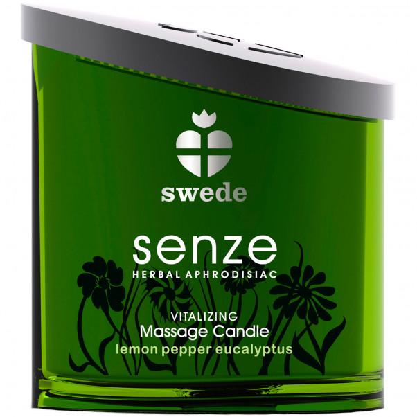 Swede Senze Bougie de Massage 150 ml  2