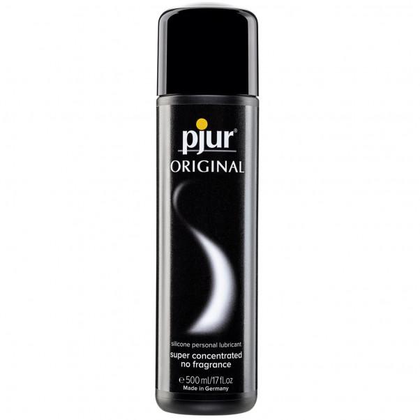Pjur Original Lubrifiant Silicone 500 ml  1