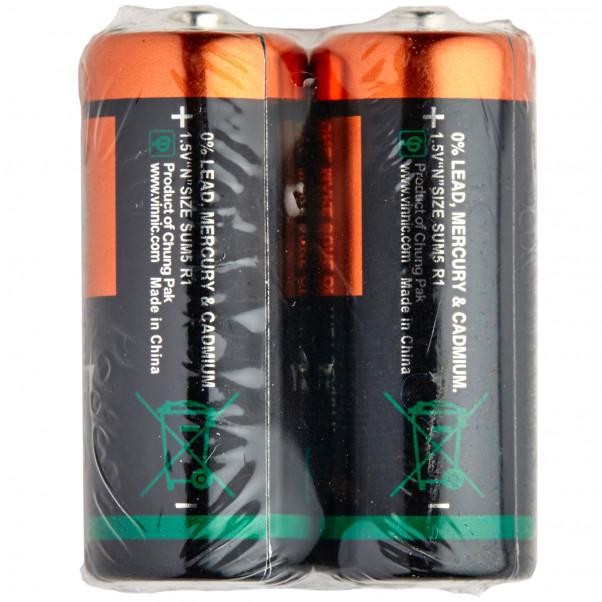 Sum5, LR1 Batteri 2 stk  10