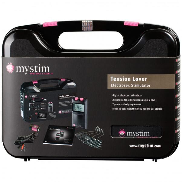 Mystim Tension Lover Unité de sexe électro numérique
