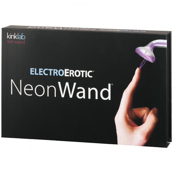 Kinklab Kit wand sexuelle fluo électro violette