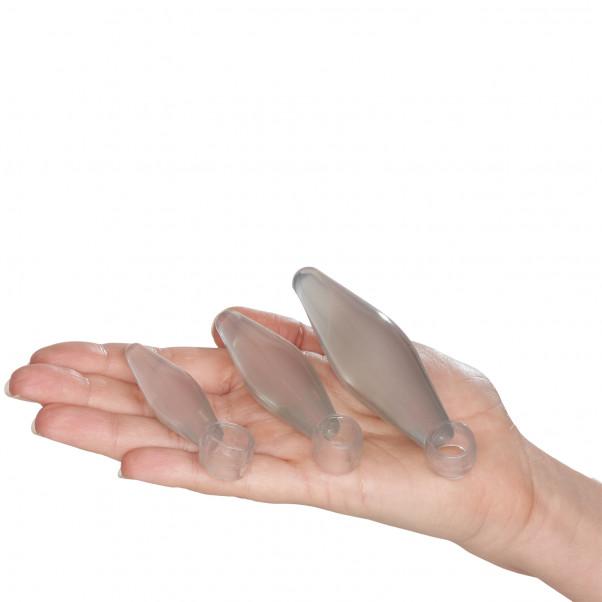 Toy Joy Anal Plugs Finger Sæt 3 stk Hand 50