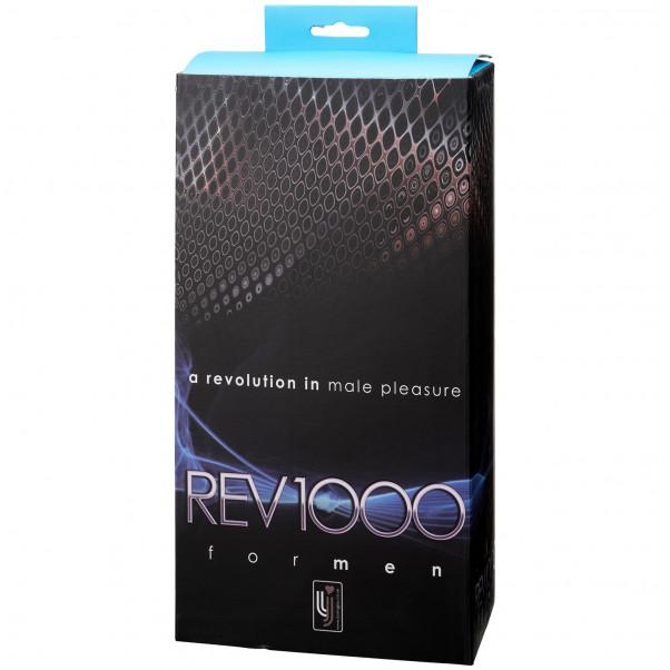 REV1000 Roterende Onaniprodukt til Mænd Pack 90