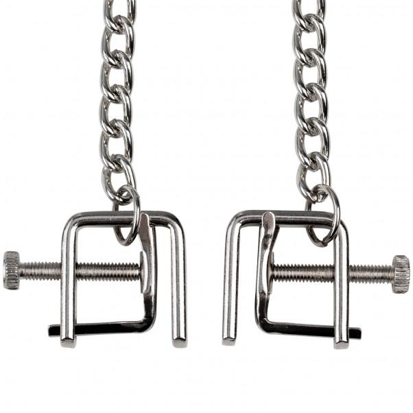 Spartacus Press Brystklemmer med Kæde Product 3