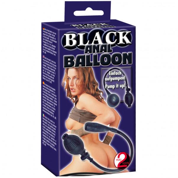 Ballon anal noir