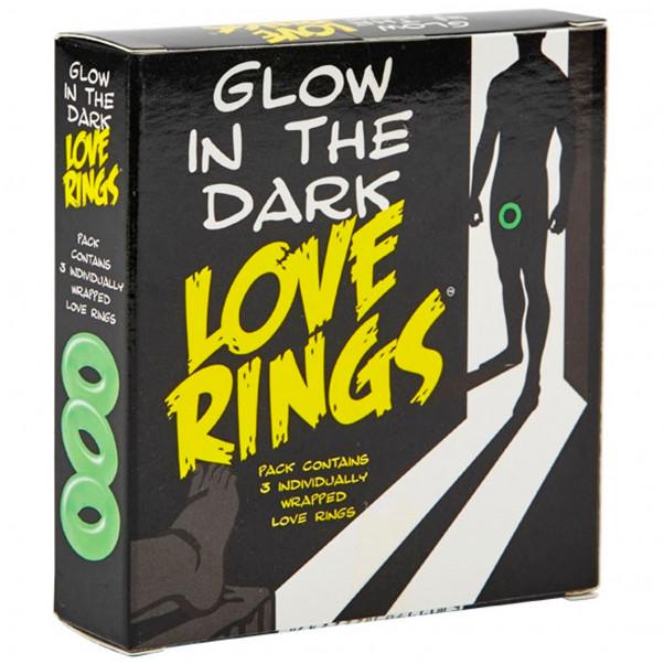 Glow In The Dark Selvlysende Penisringe  2