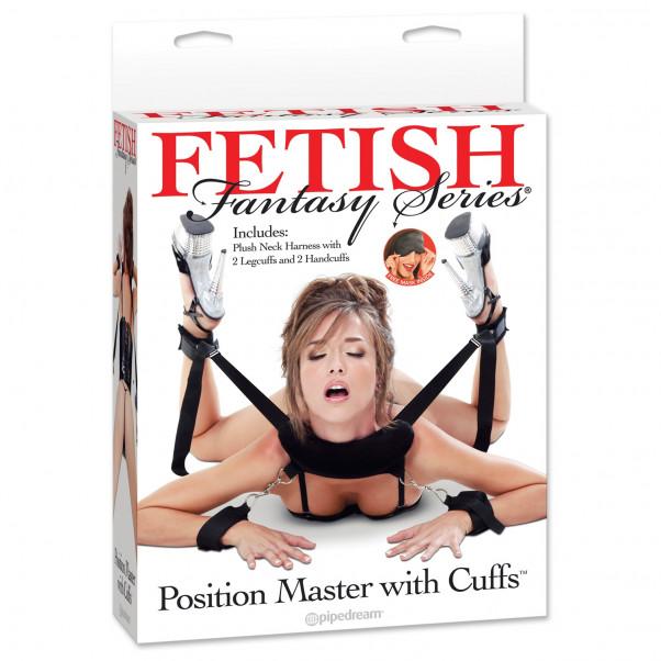 Fetish Fantasy Sangles de Bondage avec Menottes  5