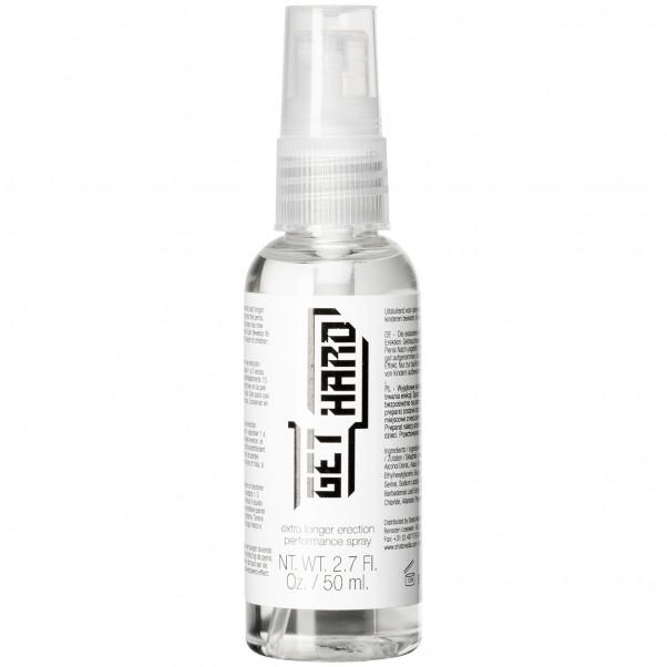 Get Hard Spray Érection 50 ml  1