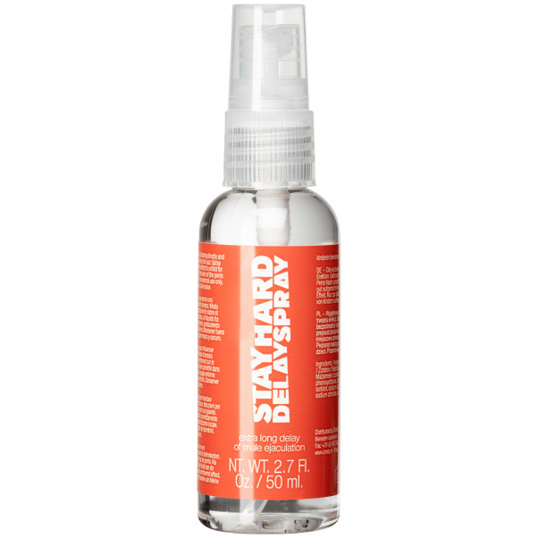 Stay Hard Spray contre l'Éjaculation Précoce 50 ml  1