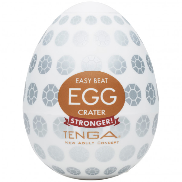 TENGA Egg Crater Onani Håndjob til Mænd  1