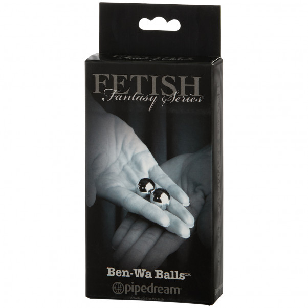 Fetish Fantasy Metal Ben-Wa Balls Pack 90